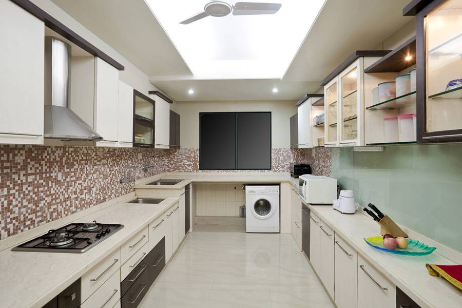 Interior designer pune useful kitchen interior trolleys shelf for Interior designers in